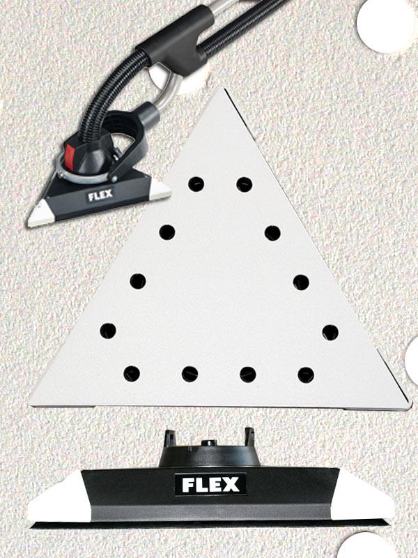 10x schleifscheiben schleifpapier f r flex giraffe k rnung p100 290x290x290mm ebay. Black Bedroom Furniture Sets. Home Design Ideas