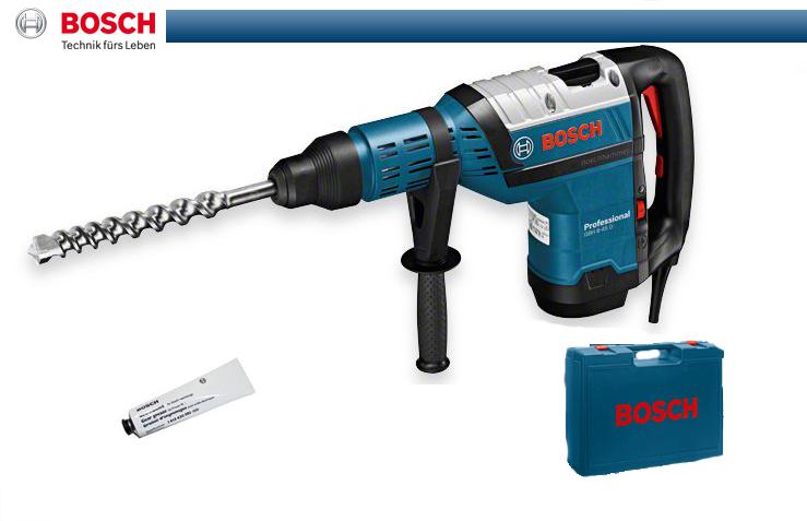 bosch sds max bohrhammer blau gbh 8 45 d hammerbohrer im. Black Bedroom Furniture Sets. Home Design Ideas