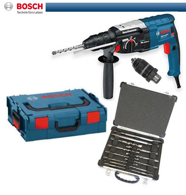 bosch bohrhammer gbh 2 28 dfv d 20111 makita bohrer. Black Bedroom Furniture Sets. Home Design Ideas