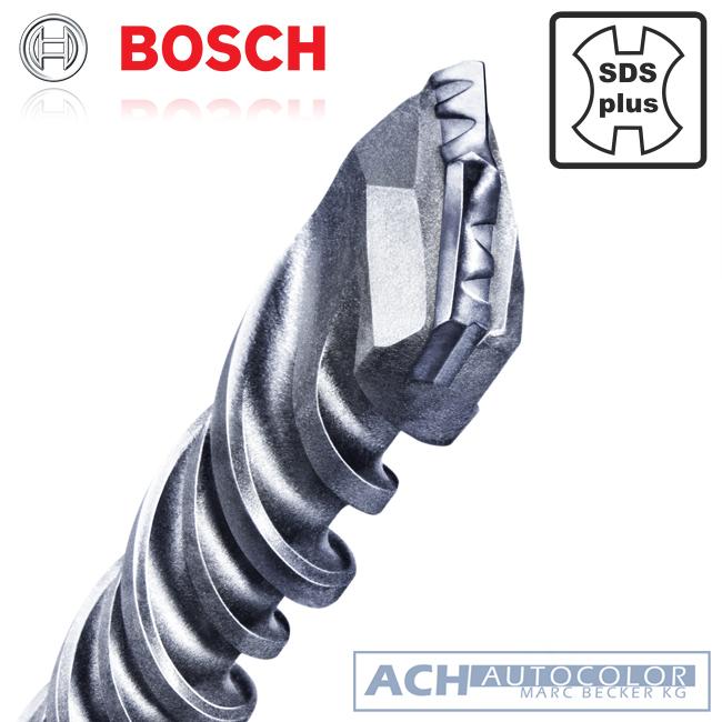 bosch sds plus hammerbohrer sds plus 5 betonbohrer steinbohrer bohrer bohrhammer ebay. Black Bedroom Furniture Sets. Home Design Ideas