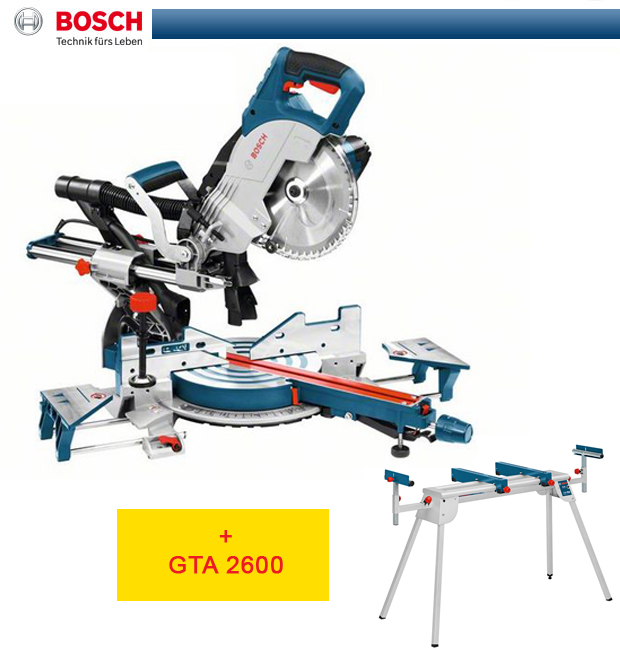bosch paneels ge gcm 8 sjl professional gta 2600 untergestell 0601b19100 ebay. Black Bedroom Furniture Sets. Home Design Ideas