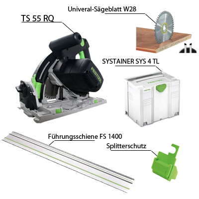 festool tauchs ge handkreiss ge ts 55 rebq rq plus fs kreiss ge 561580 561579 ebay. Black Bedroom Furniture Sets. Home Design Ideas