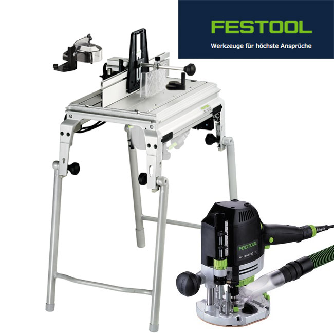 festool tischs ge tf 1400 set 570269 mit oberfr se of 1400 ebq plus zubeh r ebay. Black Bedroom Furniture Sets. Home Design Ideas