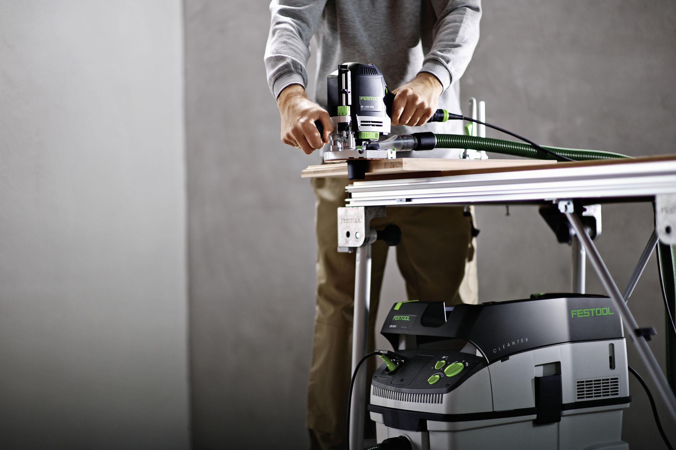 festool absaugmobil cleantec ctl 48 e ac 584085 industriesauger klasse l sauger ebay. Black Bedroom Furniture Sets. Home Design Ideas