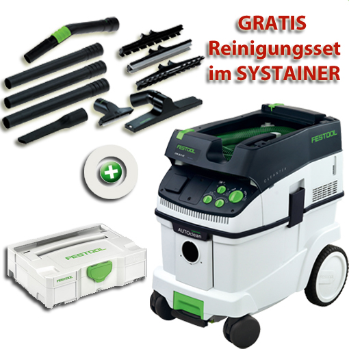 festool sauger reinigungsset gratis ctl ctm ac 26 36 mini midi staubsauger ebay. Black Bedroom Furniture Sets. Home Design Ideas
