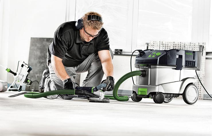 festool sauger ctm 36 e ac hd vcp 260 staubsauger klasse m 584171 ebay. Black Bedroom Furniture Sets. Home Design Ideas